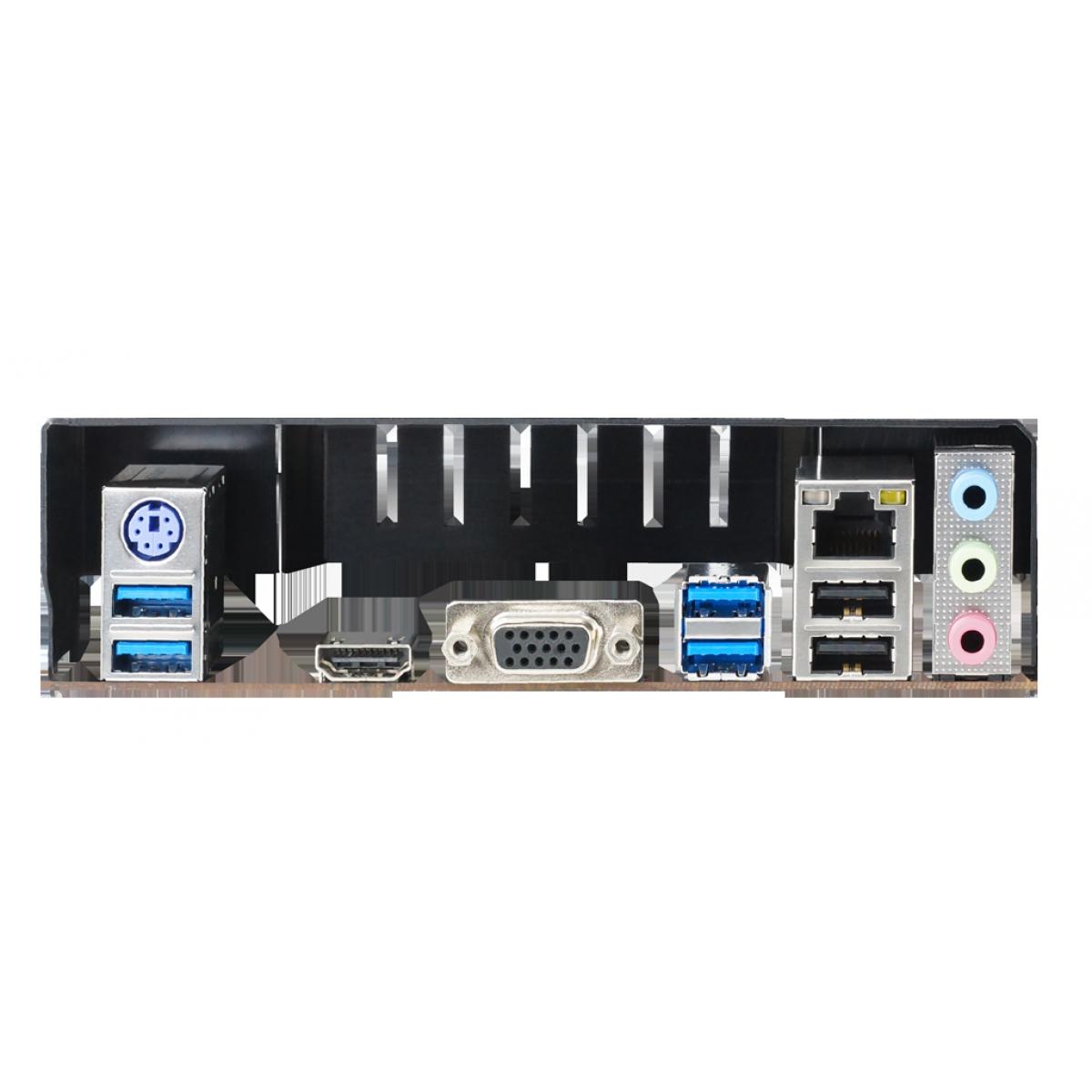 Placa Mãe Biostar Racing X570GTA, Chipset X570, AMD AM4, ATX, DDR4