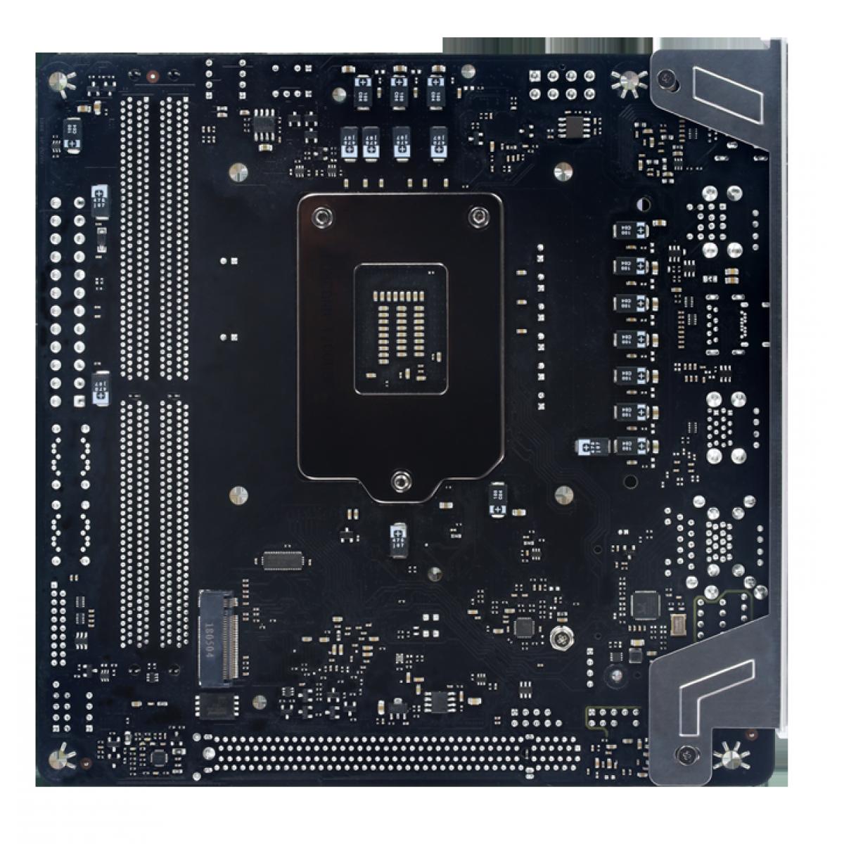 Placa Mãe BIOSTAR Z590I Valkyrie, Chipset Z590, Socket 1200, Mini ITX, DDR4