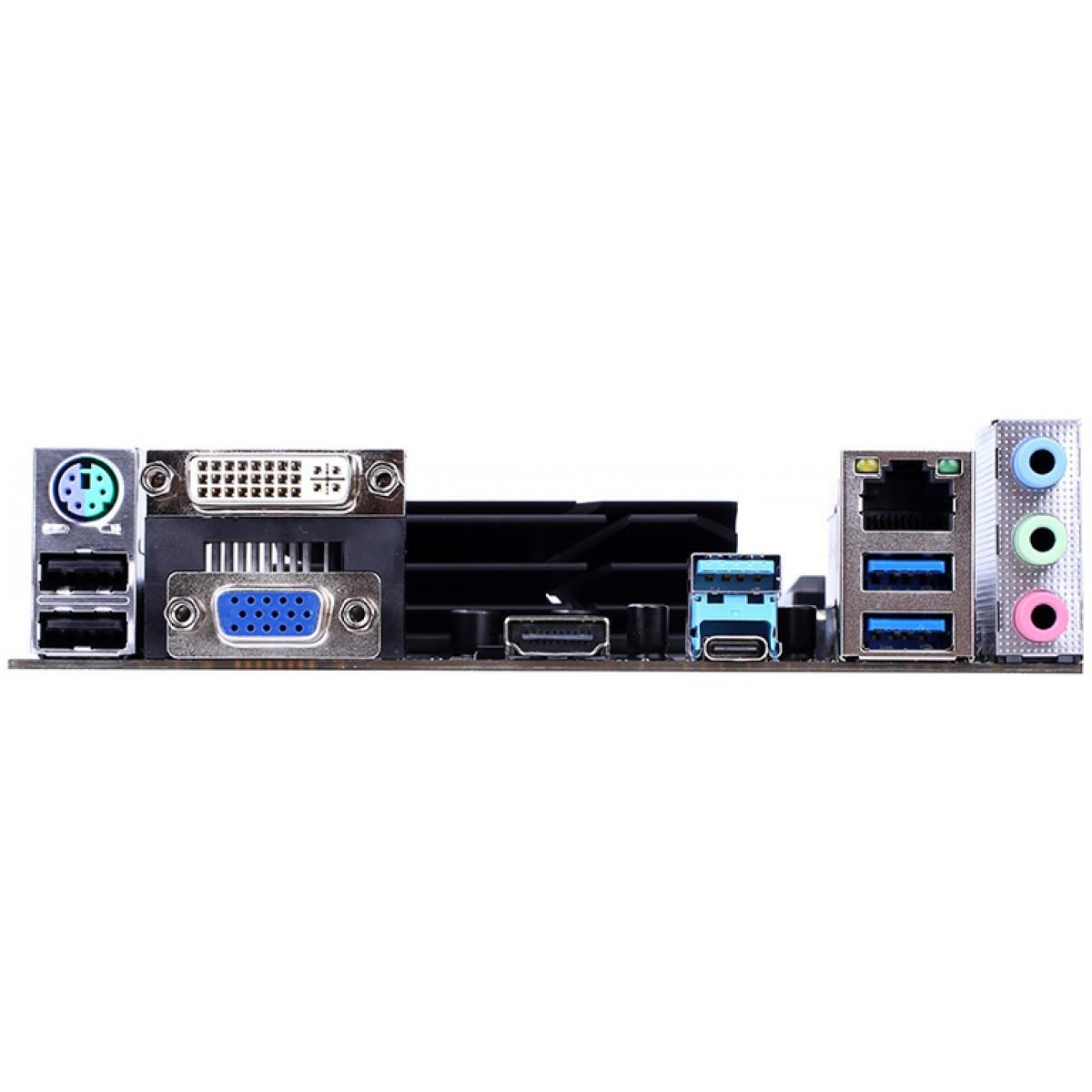 Placa Mãe Colorful Battle-AX B450M-G Deluxe V14, Chipset B450, AMD AM4, mATX, DDR4