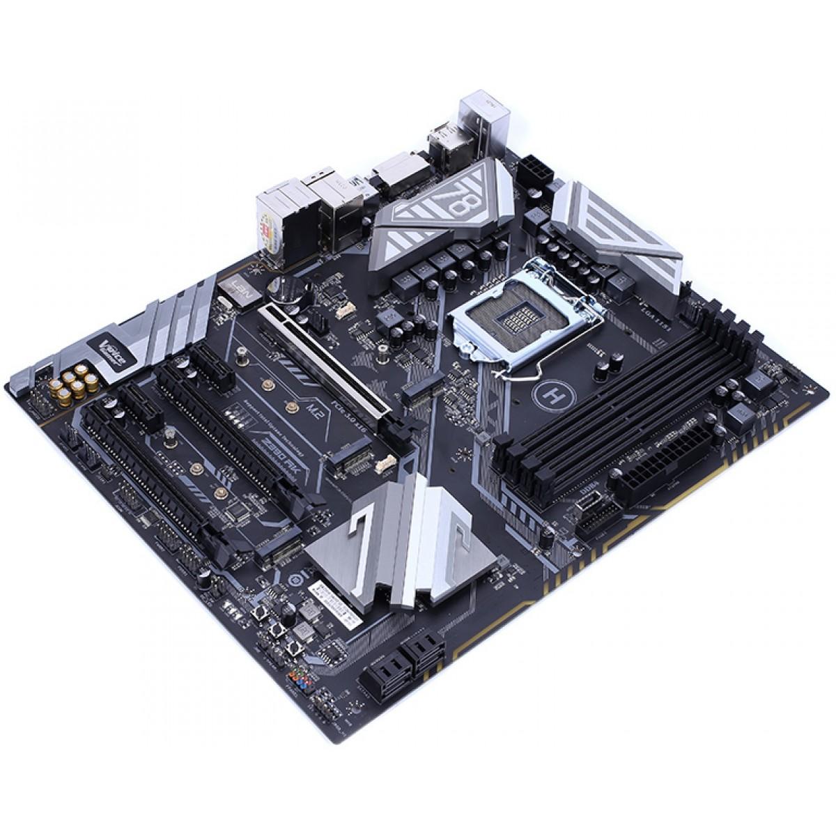 Placa Mãe Colorful Battle-AX Z390AK Gaming V20, Chipset Z390, Intel LGA 1151, ATX, DDR4