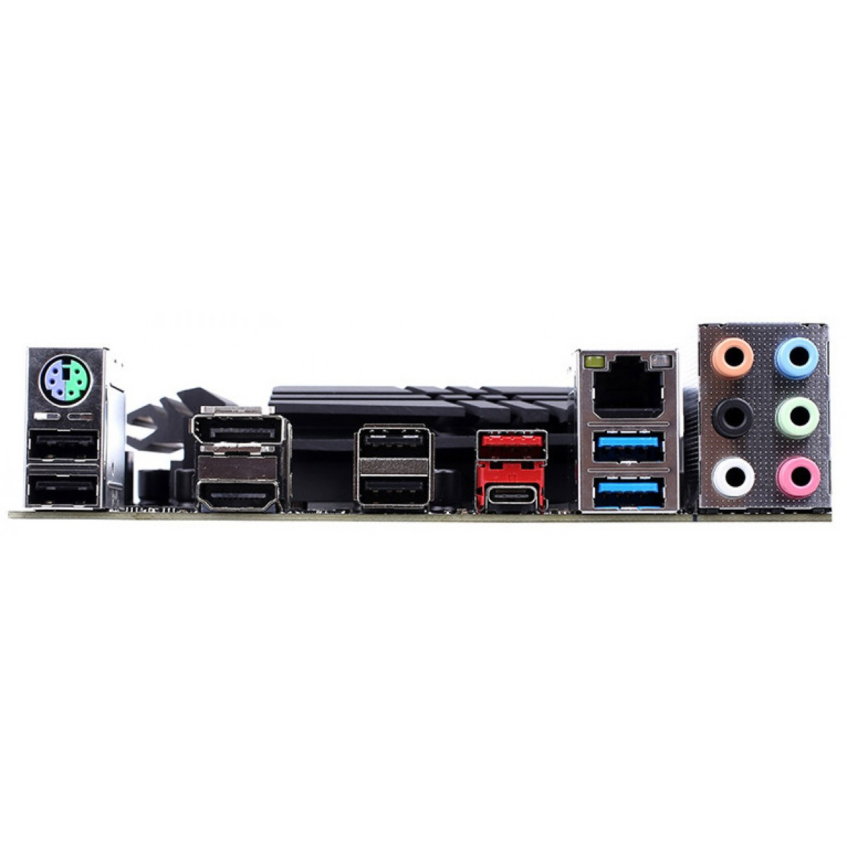 Placa Mãe Colorful BATTLE-AX Z490AK GAMING V20, Chipset Z490, Intel LGA 1200, AXT, DDR4, 110001206702