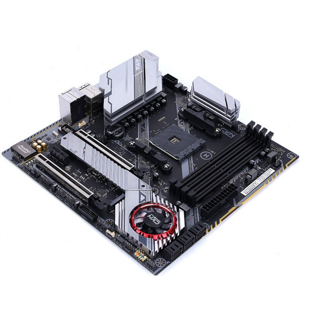 Placa Mãe Colorful CVN X570M Gaming Pro V14, Chipset X570, AMD AM4, mATX, DDR4
