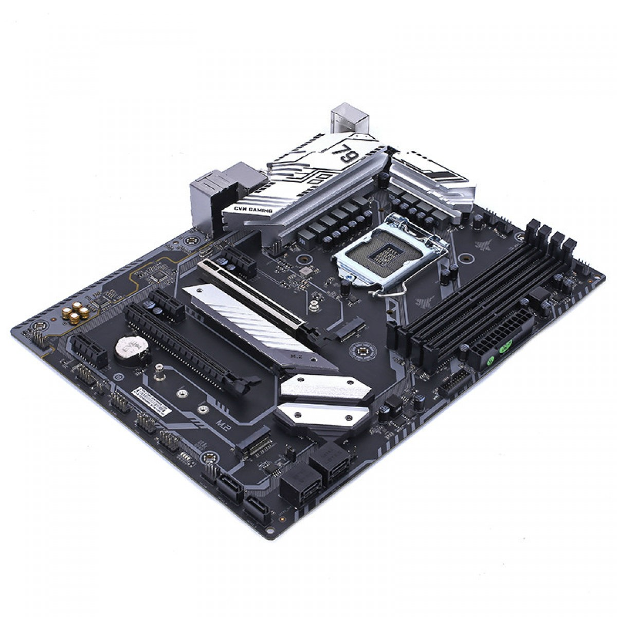 Placa Mãe Colorful CVN Z390 GAMING V20, Chipset Z390, Intel LGA 1151, ATX, DDR4