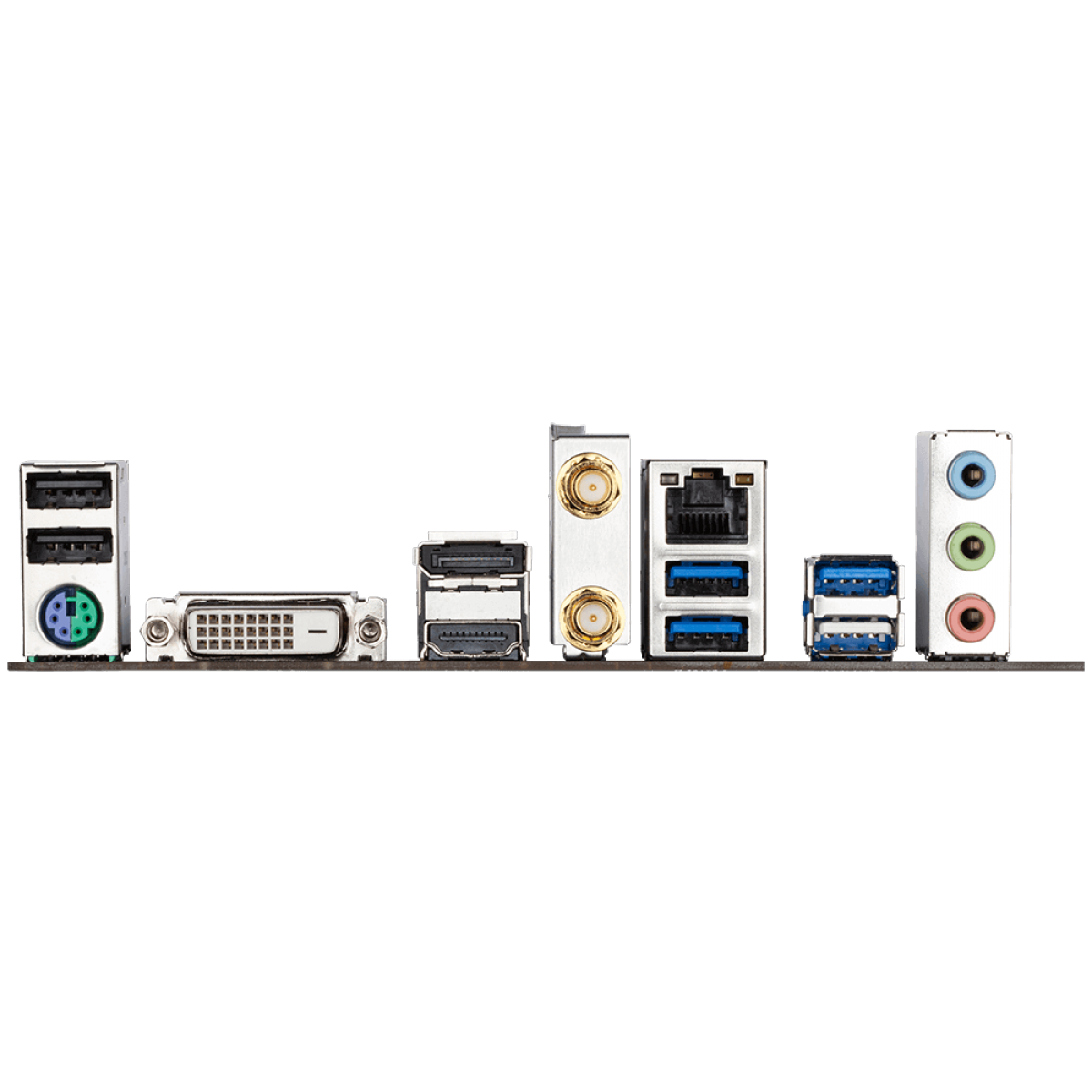 Placa Mãe Gigabyte A520M DS3H AC, Chipset A520, AMD AM4, Wi-Fi, mATX, DDR4, 9MA52M3HC-00-11 - Open Box