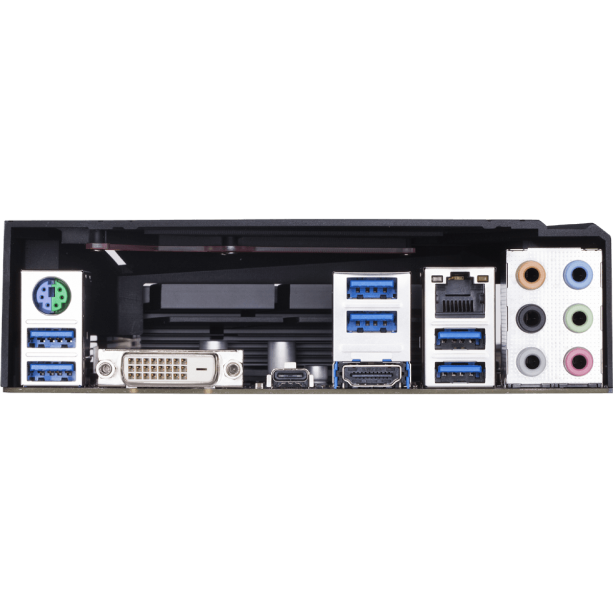 Placa Mãe Gigabyte Z370M AORUS Gaming, Chipset Z370, Intel LGA 1151, mATX, DDR4