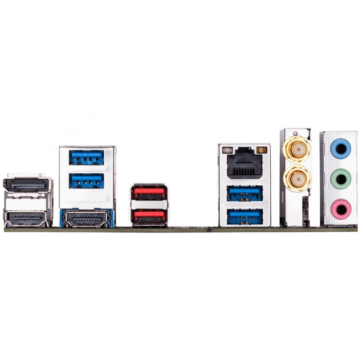 Placa Mãe Gigabyte B450 I Aorus Pro Wifi, Chipset B450, AMD AM4, Mini-ATX, DDR4