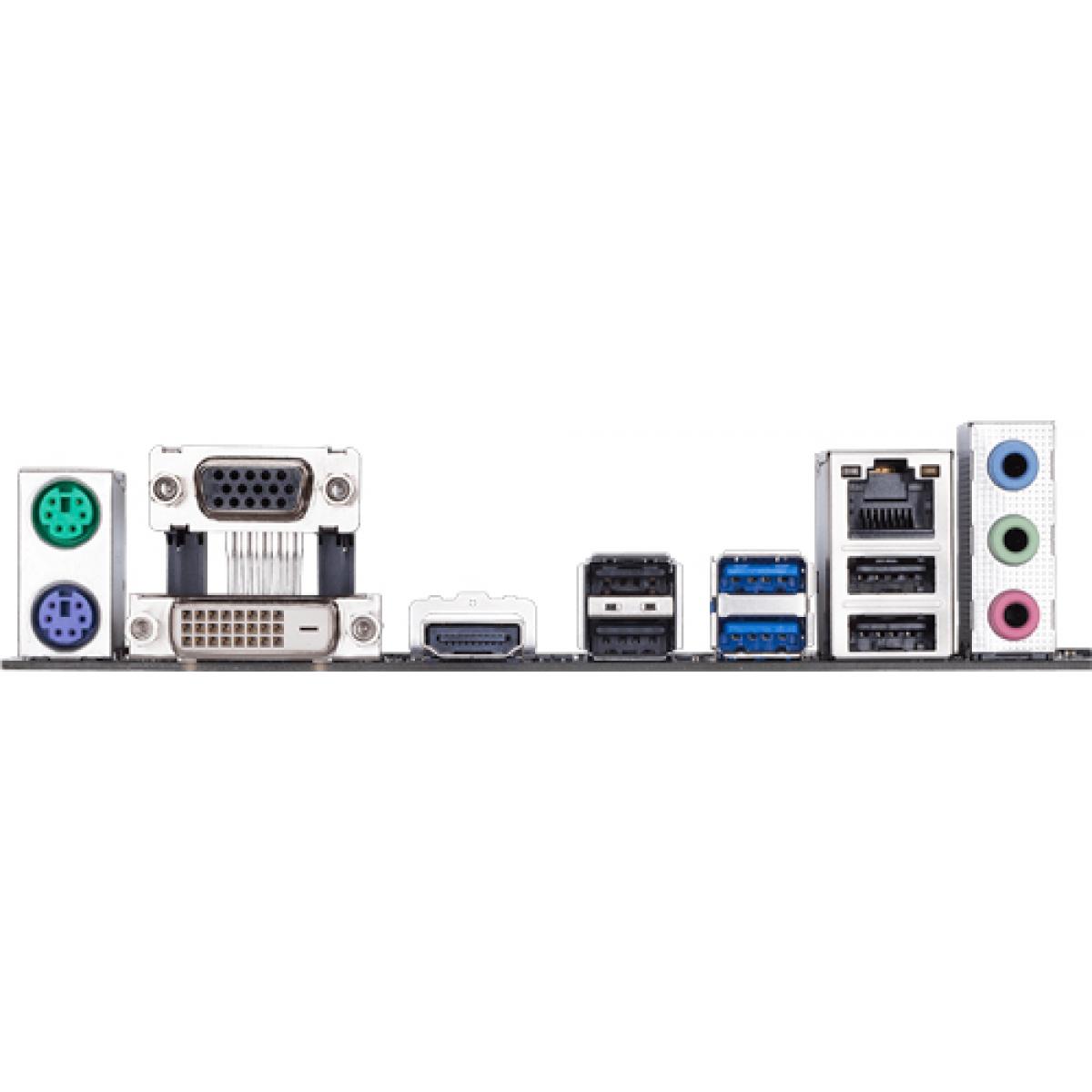 Placa Mãe Gigabyte H310M S2H, Chipset H310, Intel LGA 1151, mATX, DDR4 - Open Box