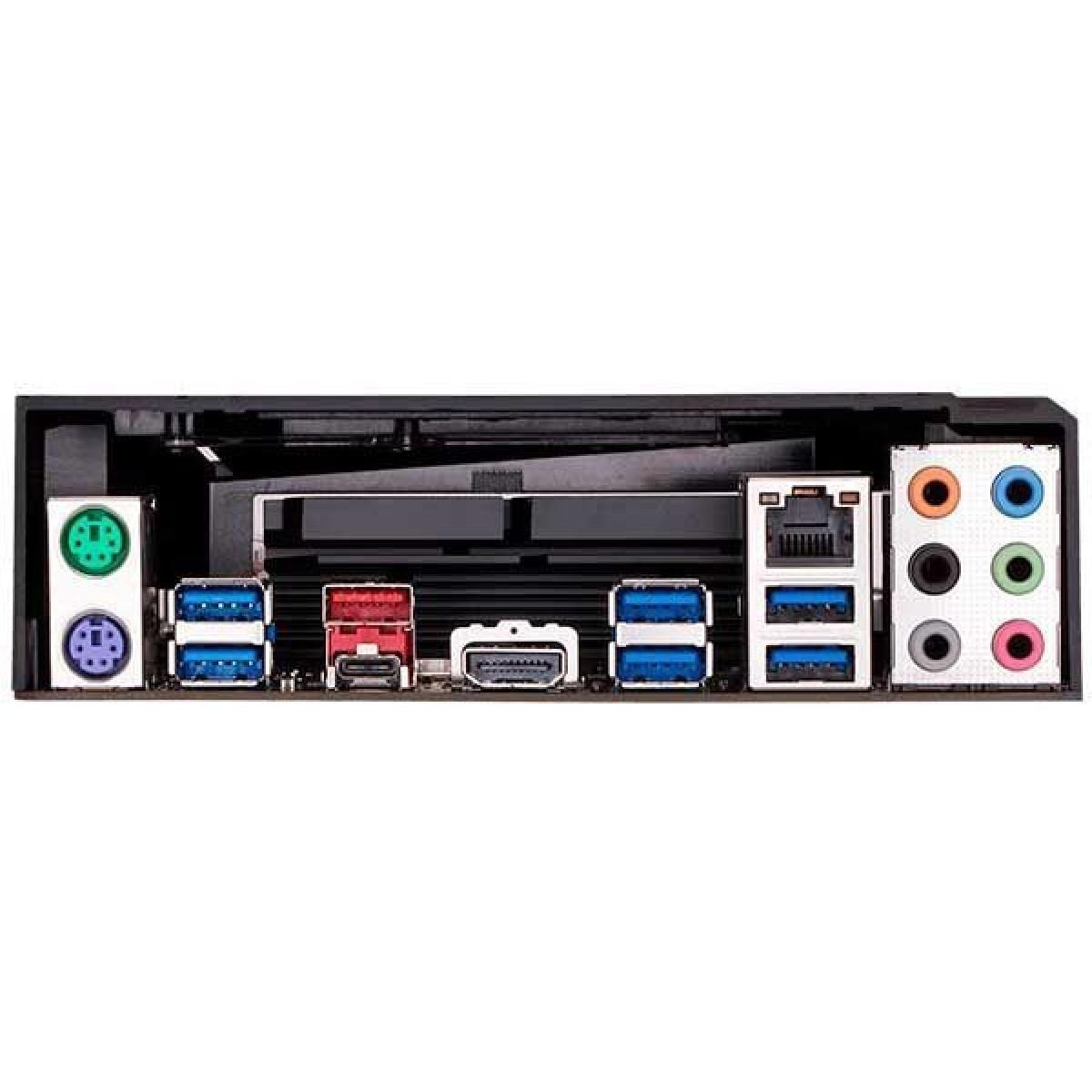 Placa Mãe Gigabyte Z370XP SLI DDR4 SLI/Crossfire LGA 1151