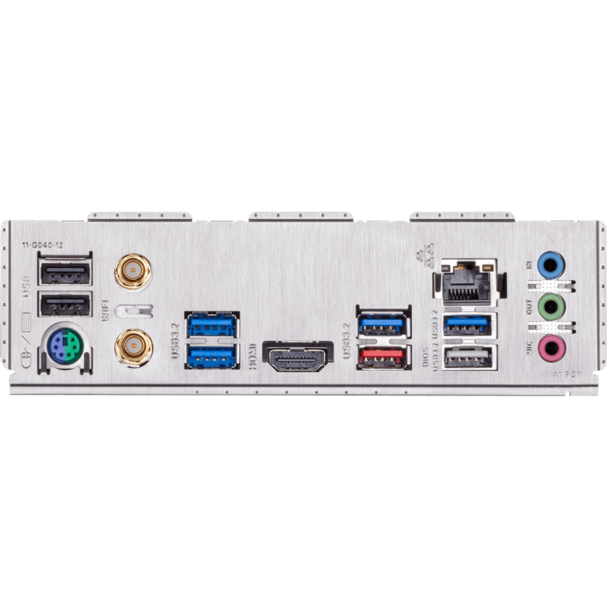 Placa Mãe Gigabyte Z490 UD AC, Chipset Z490, Intel LGA 1200, Wi-Fi, ATX, DDR4