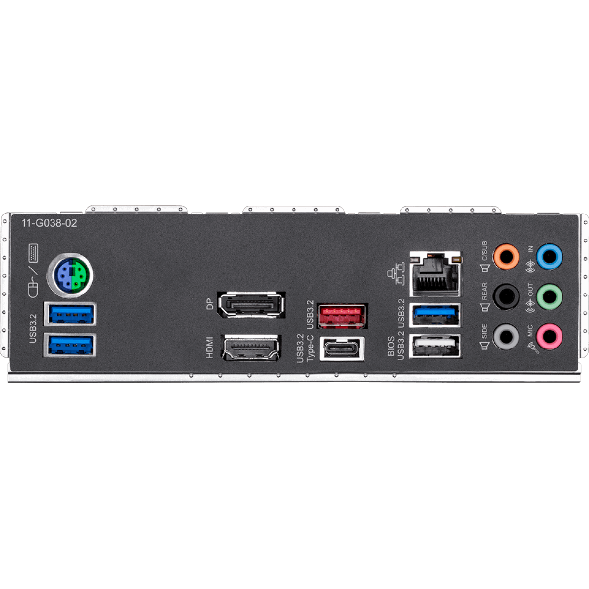 Placa Mãe Gigabyte Z490M Gaming X 1.0 Chipset Z490, Intel LGA 1200, mATX, DDR4