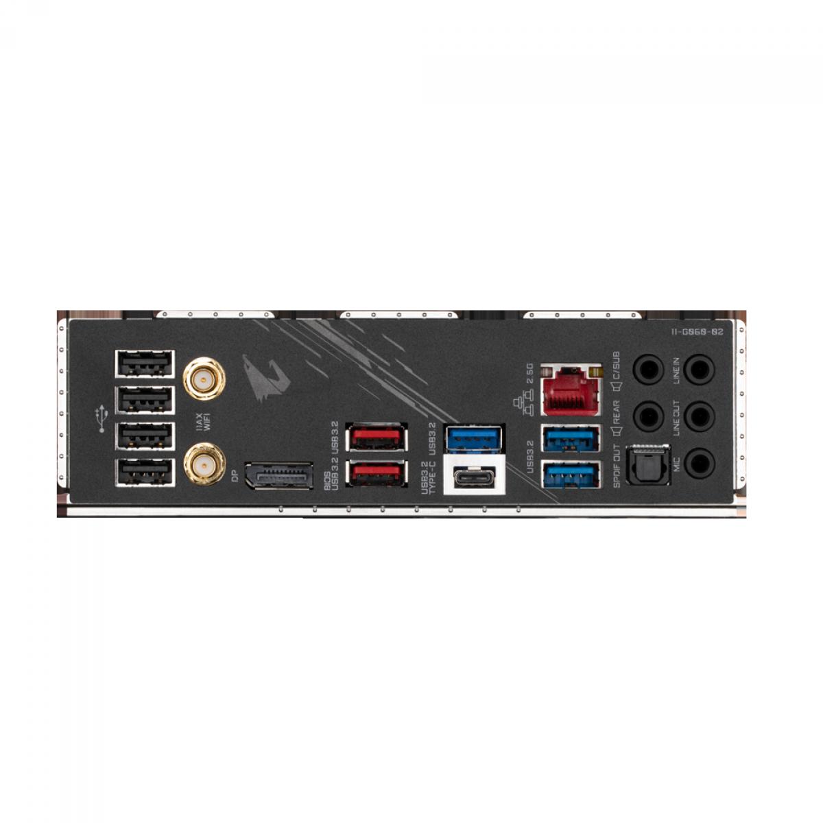 : Placa Mãe GIGABYTE Z590 AORUS ELITE AX (rev.1.0), Intel Z590 Express Chipset, Socket 1200, ATX, DDR4