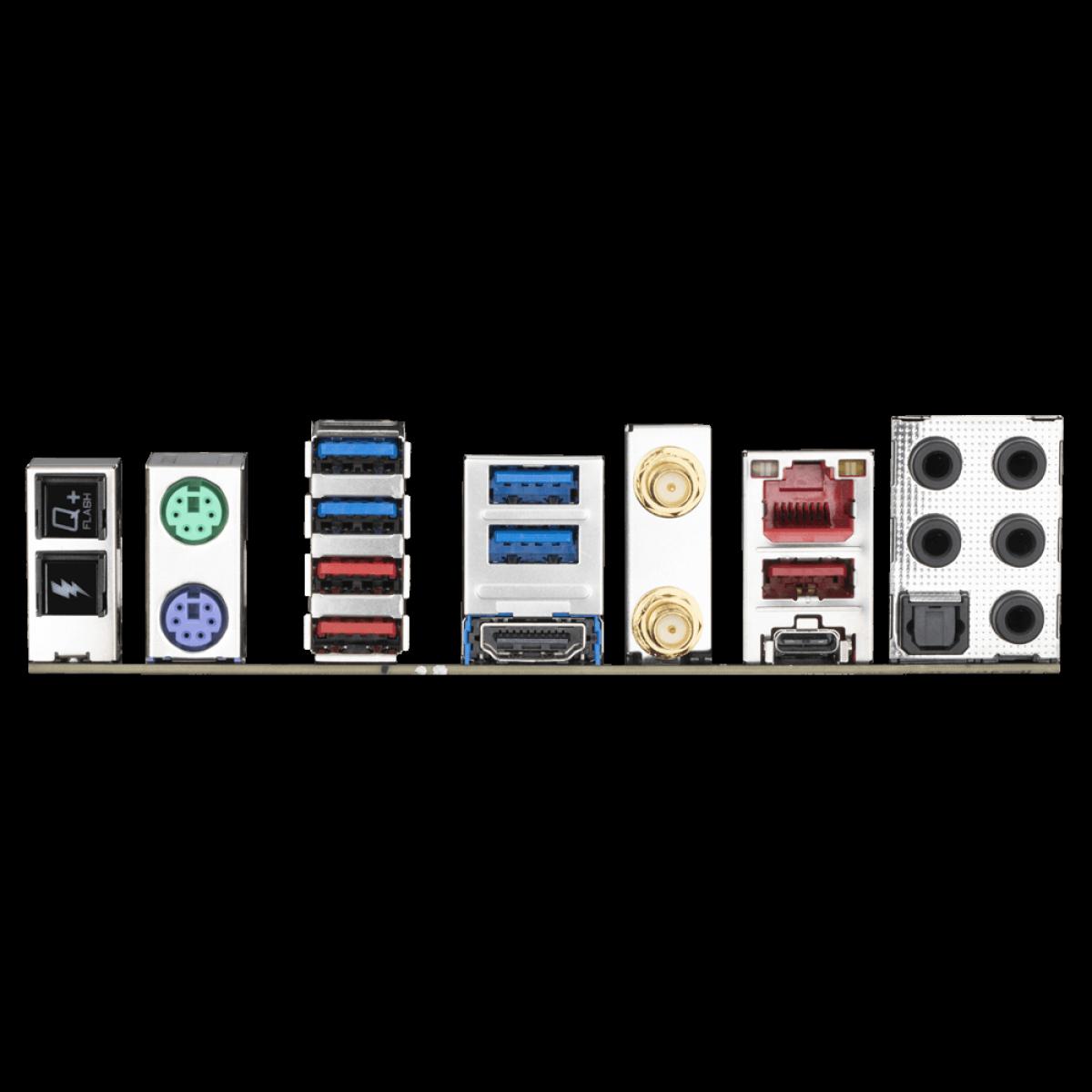 Placa Mãe Gigabyte Z590 Aorus Tachyon WI-FI, Chipset Z590, Intel LGA 1200, E-ATX, DDR4