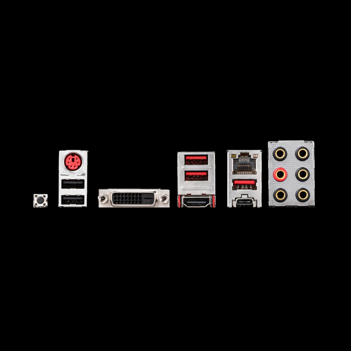 Placa Mãe MSI B450 Tomahawk Max II, Chipset B450, AMD AM4, ATX, DDR4 - Open Box