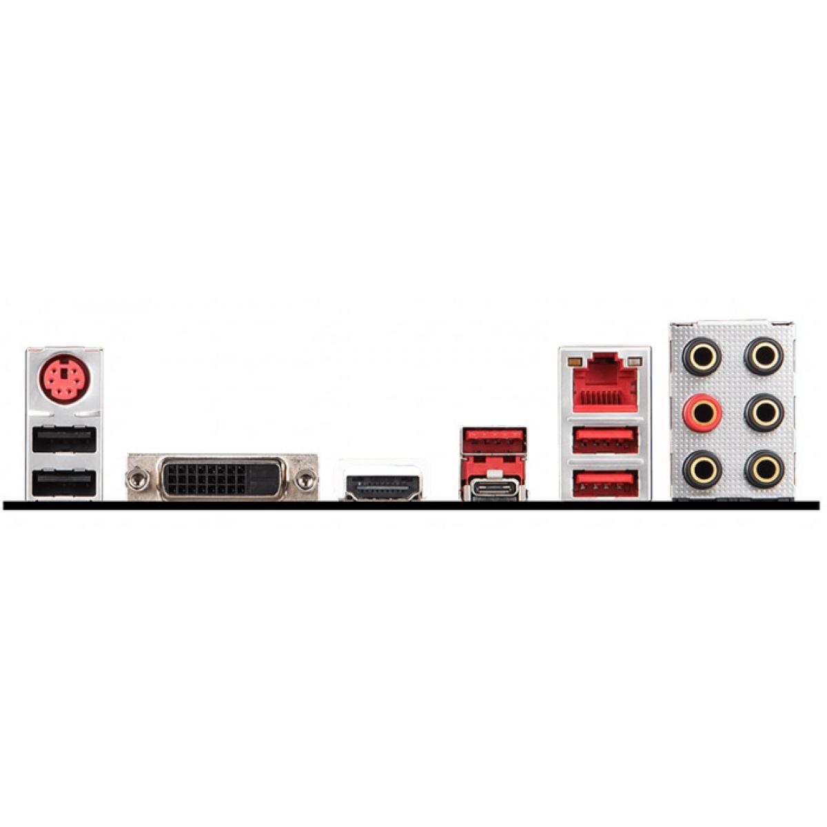 Placa Mãe MSI Z390 Mpg Gaming Plus, Chipset Z390, Intel LGA 1151, ATX, DDR4