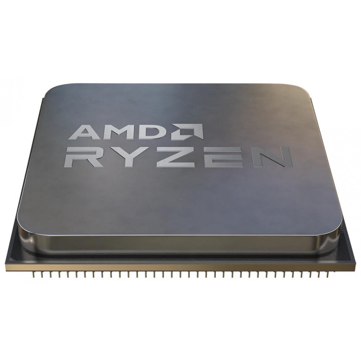 Processador AMD Ryzen 7 5700G 3.8GHz (4.6GHz Turbo), 8-Cores 16-Threads, Cooler Wraith Stealth, AM4, Com vídeo integrado, 100-100000263BOX