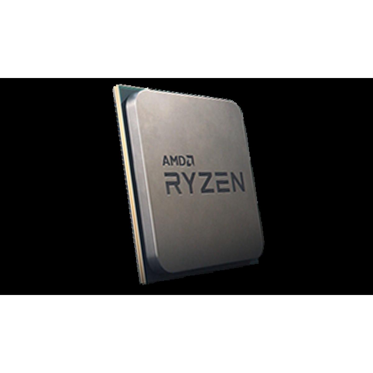 Processador AMD Ryzen 9 3900x 3.8ghz (4.6ghz Turbo), 12-cores 24-threads, AM4, S/ Video, S/Cooler