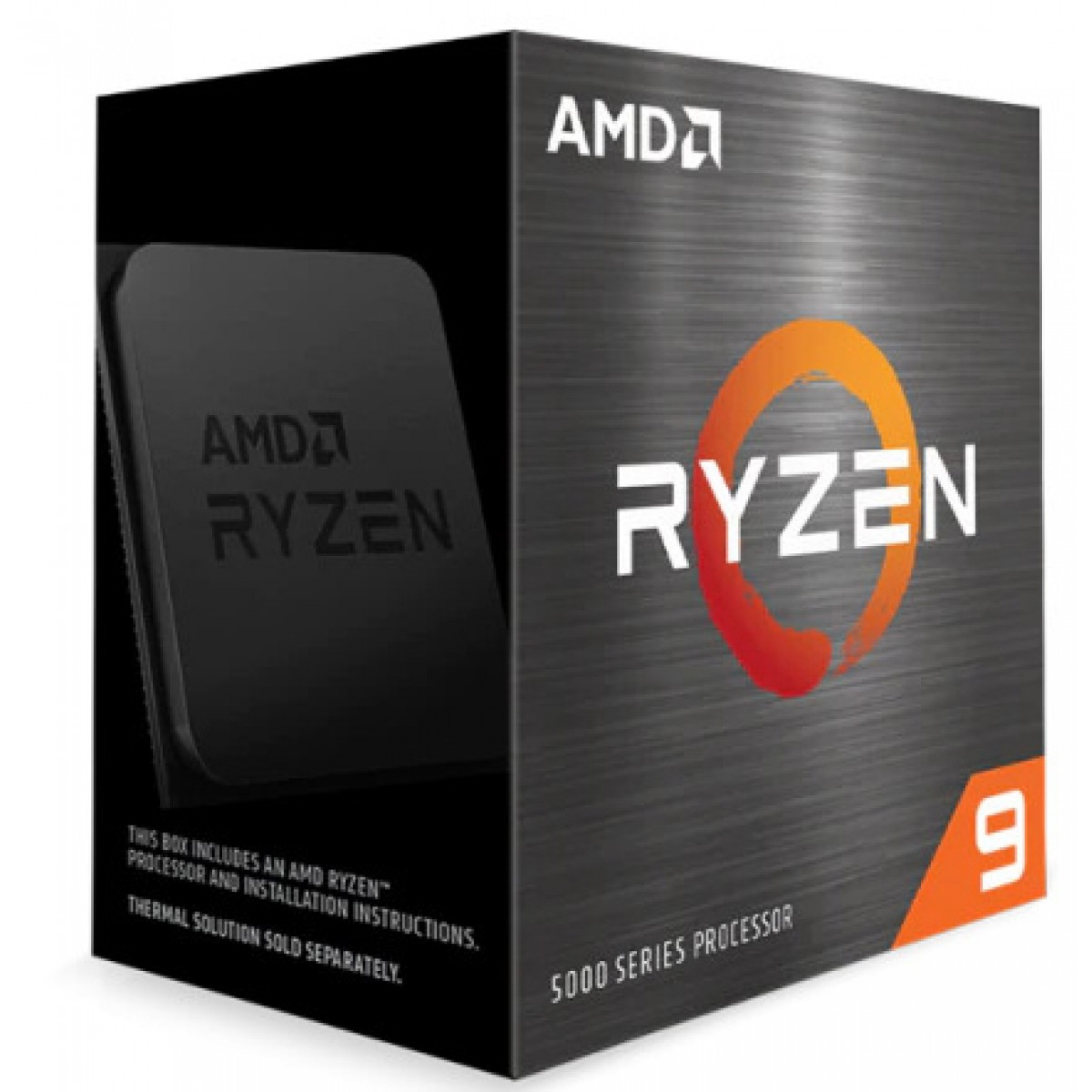 Processador AMD Ryzen 9 5950X 3.4GHz (4.9GHz Turbo), 16-Cores 32-Threads, AM4, Sem Cooler, 100-100000059WOF