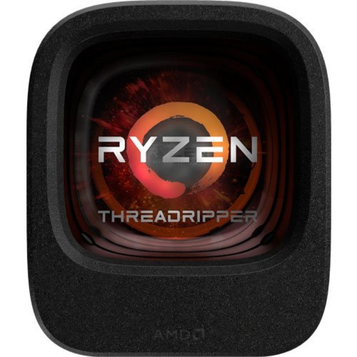 Processador AMD Ryzen Threadripper 1920X 3.5GHz (4.0GHz Turbo), 12-Core 24-Thread, TR4, YD192XA8AEWOF