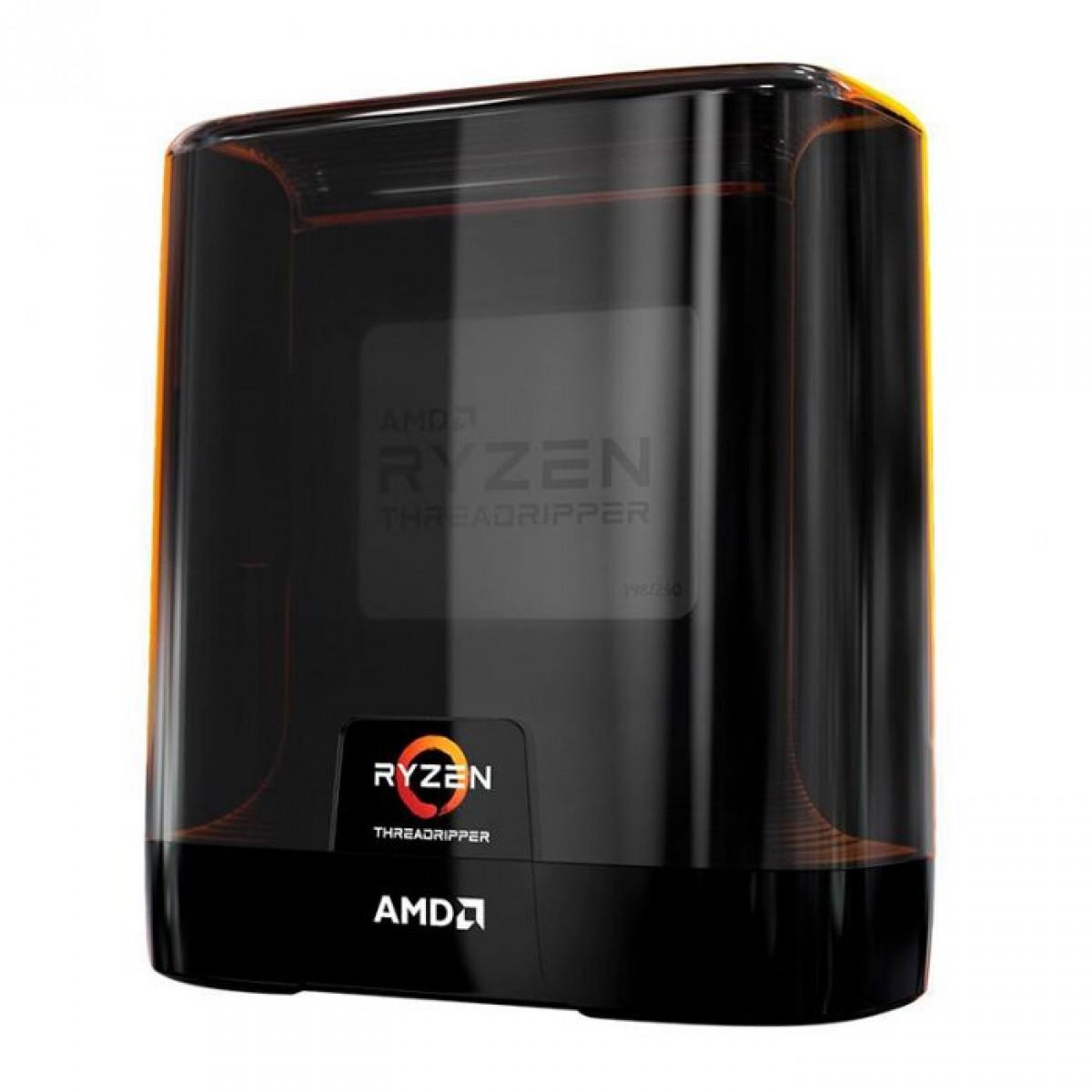 Processador AMD Ryzen Threadripper 3970X 3.7GHz (4.5GHz Max Turbo) 32-Core 64-Thread, 144MB sTRX4, 100-100000011WOF