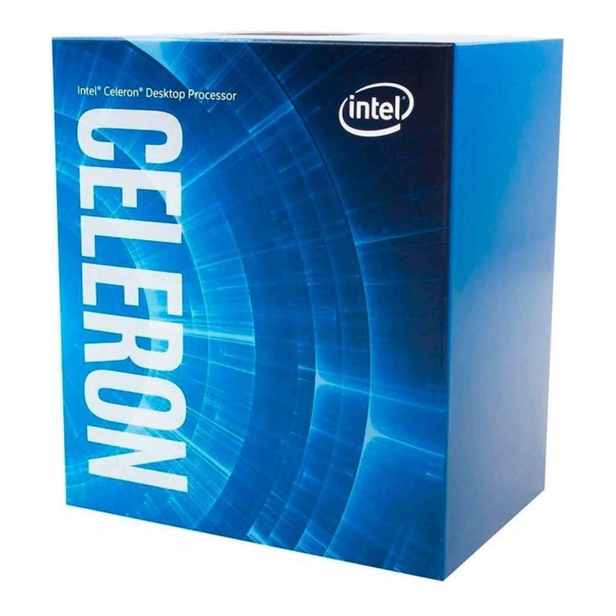 Processador Intel Celeron G5925 3.6GHz, 2-Cores 2-Threads, LGA 1200, BX80701G5925