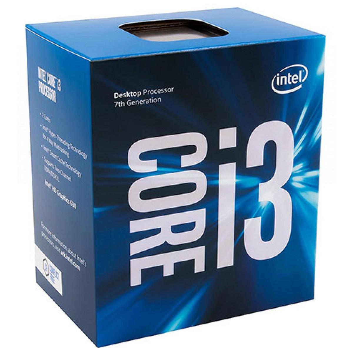 Processador Intel Core i3 530 2.93GHz, 4MB, 2-Cores 4-Threads, LGA 1156