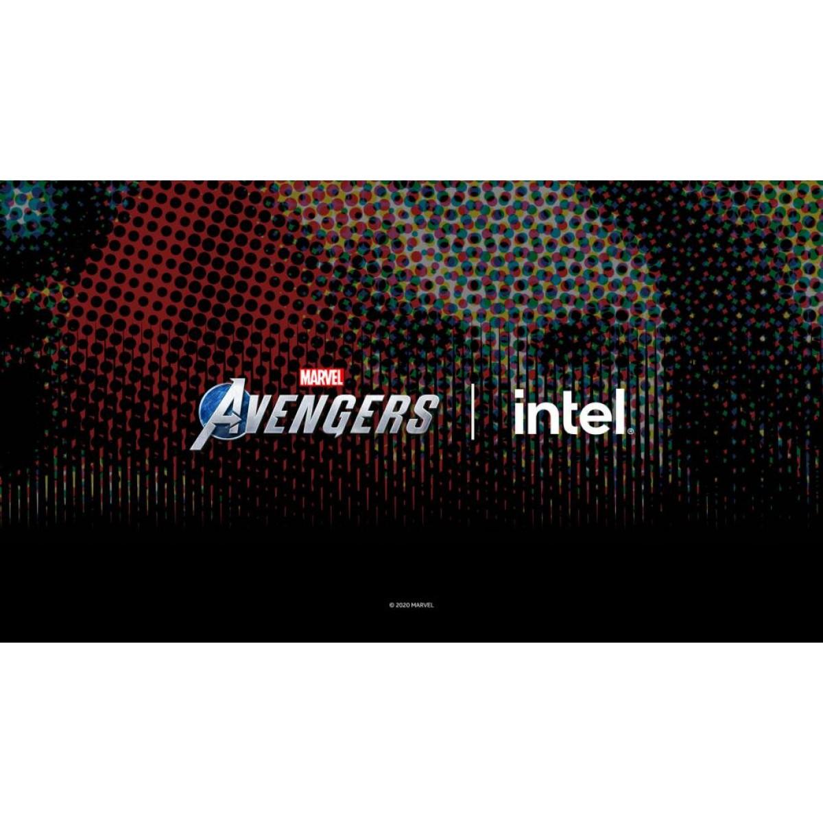 Processador Intel, Core i9 10850KA Avengers Edition, 3.6GHz (5.2GHz Turbo), 10 Cores, 20 Threads, LGA 1200, BX8070110850KA, C/ Vídeo, S/Cooler