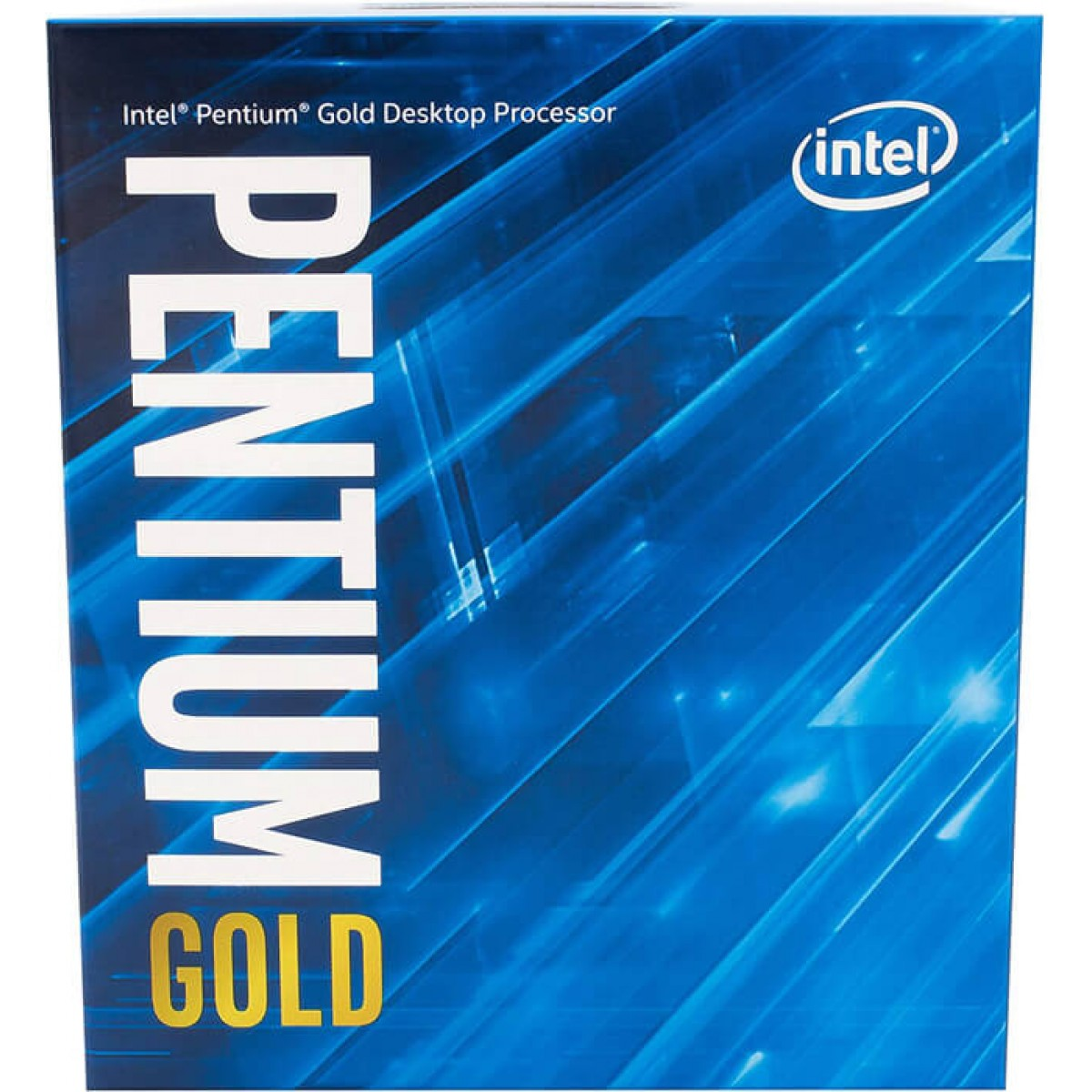 Processador Intel Pentium Gold G5420 3.8GHz 4MB, 8ª Geração, Coffee Lake, LGA 1151, BX80684G5420 - Open Box