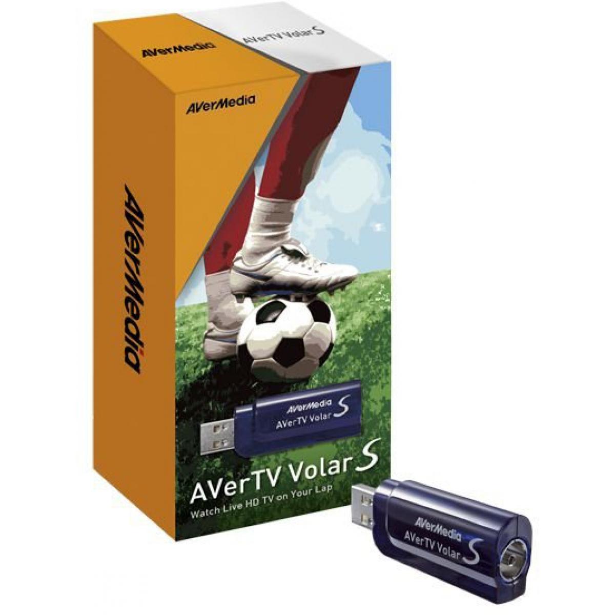 Receptor de TV Avermedia TV Volar S HD A865R USB