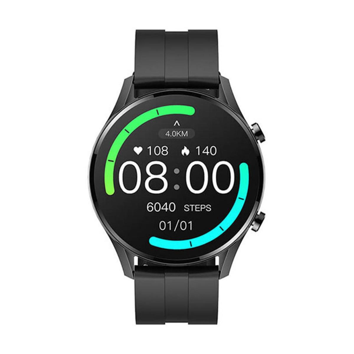 Relógio Smartwatch Xiaomi Imilab W12, Bluetooth, Black