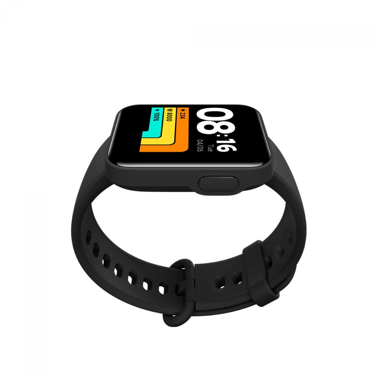 Relógio Smartwatch Xiaomi, Mi Watch Lite, Bluetooth, Black