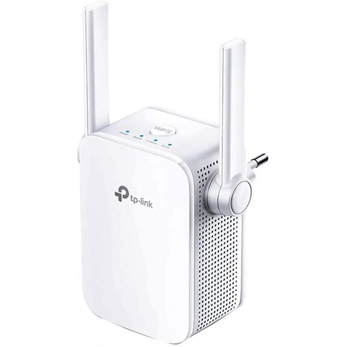 Repetidor TP-Link, RE305, Dual Band, AC1200, 2 antenas, ext, RE305