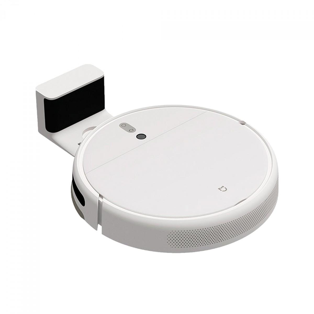 Robô Aspirador Inteligente Xiaomi Mi Robot Vacuum MOP1C, 40W, 2500PA, WI-FI, Branco, PRD-X00513