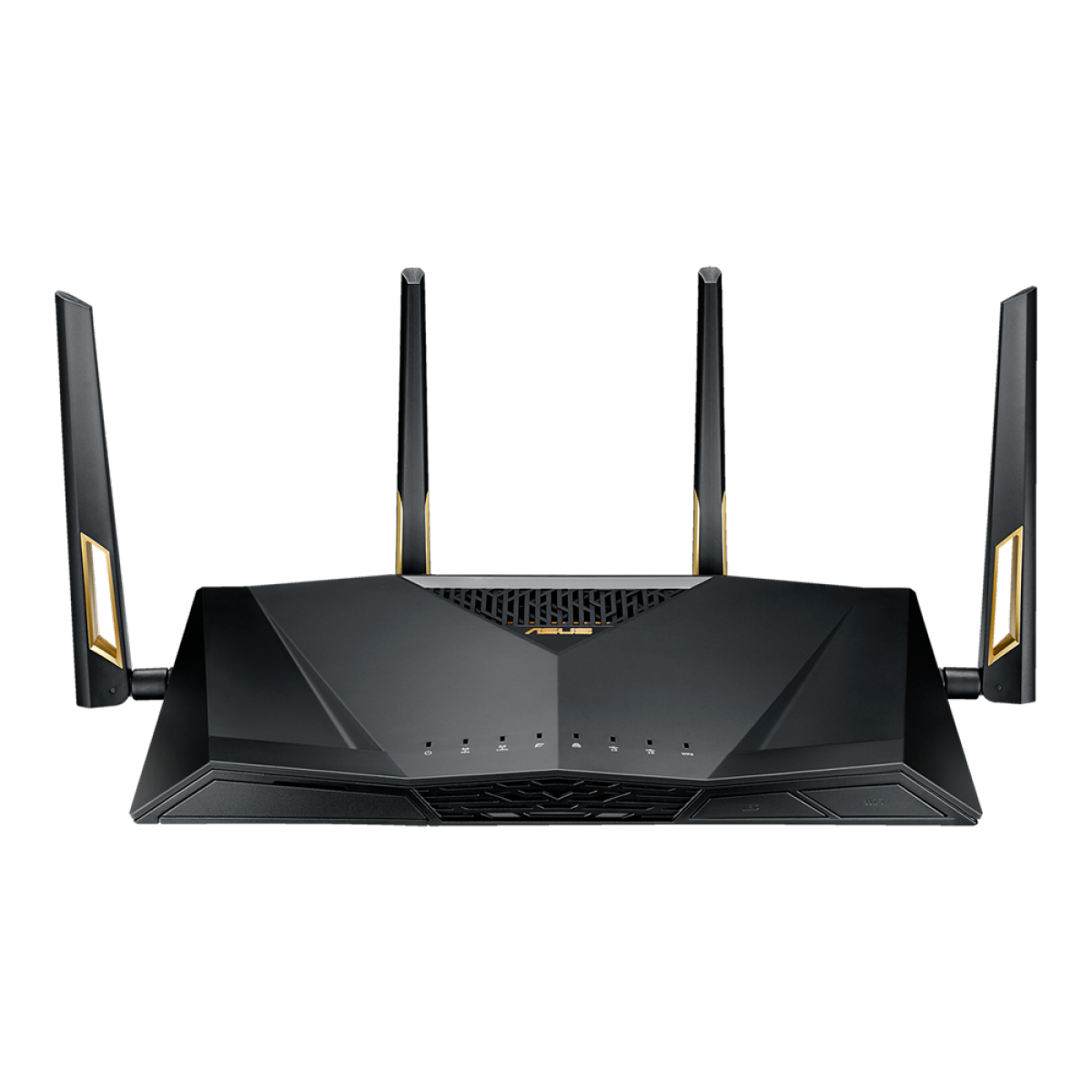 Roteador Asus RT-AX88U, WiFi 6, AX6000, MU-MIMO, 90IG04F0-MM3G00