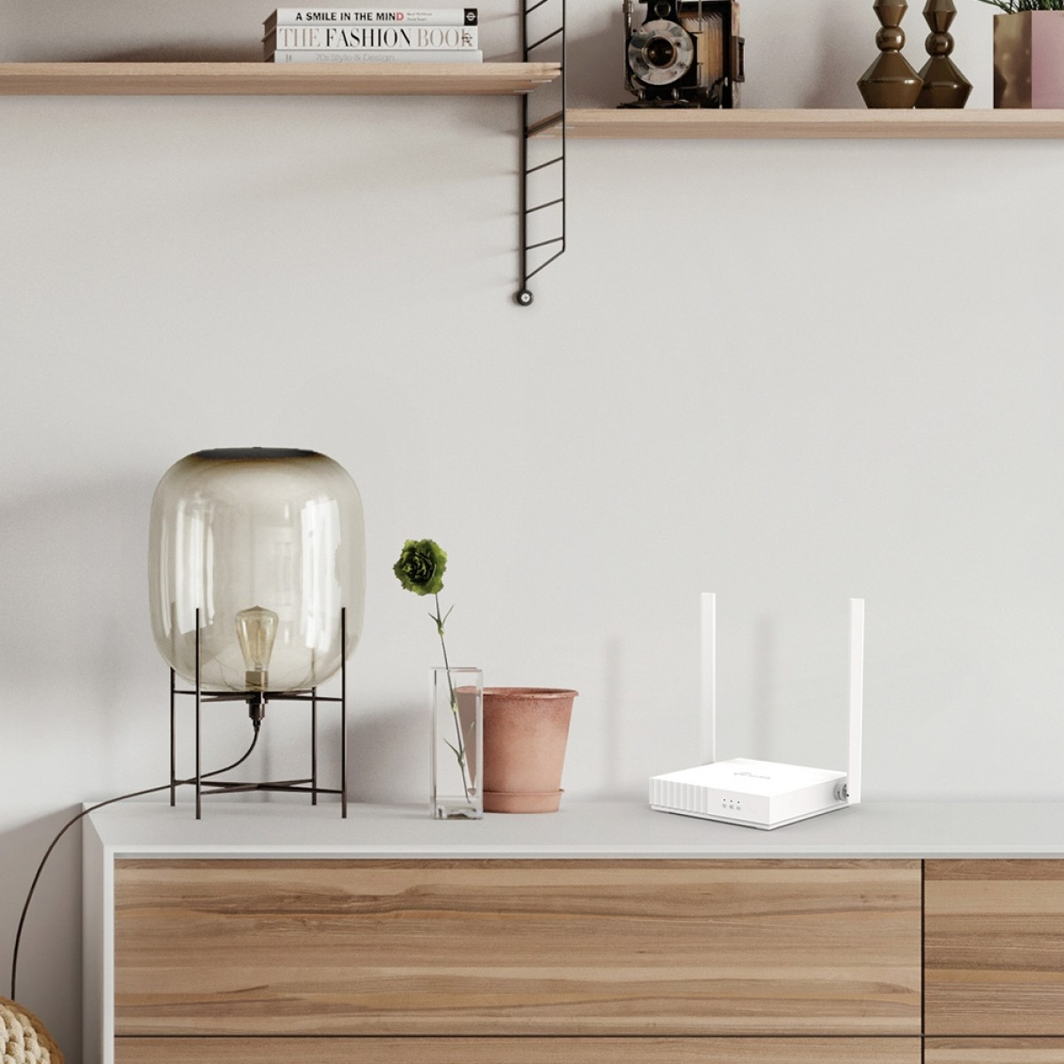 Roteador TP-LINK Wireless N 300Mbps, TL-WR829N