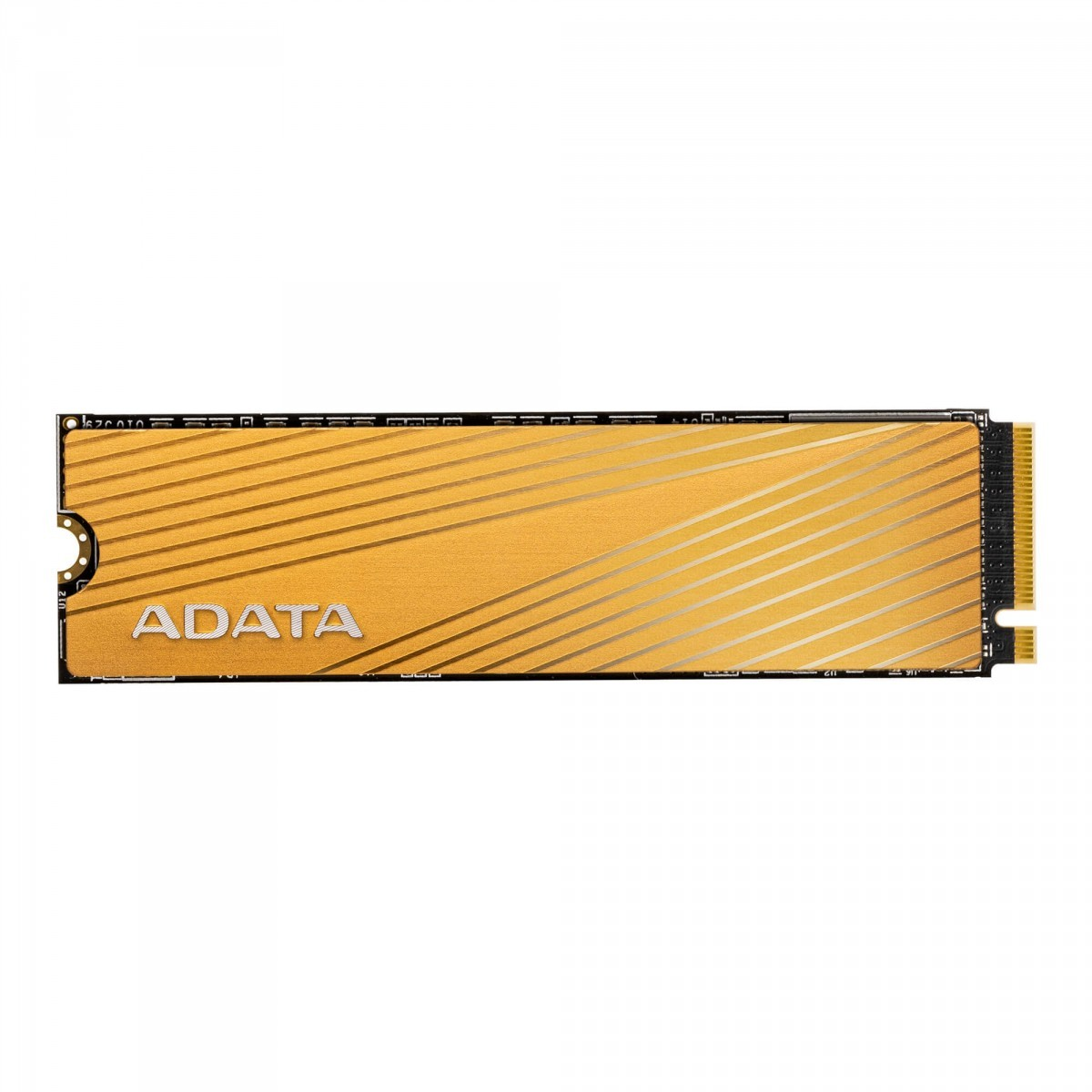 SSD Adata Falcon 256GB, M.2 2280 NVMe, Leitura 3100MBs e Gravação 900MBs, AFALCON-256G-C