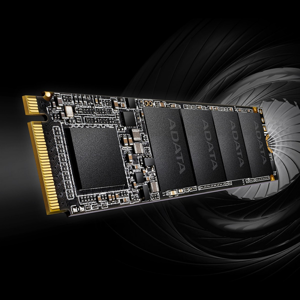 SSD Adata XPG SX6000 Lite 128GB, M.2 2280, Leitura 1800MBs e Gravação 1200MBs, ASX6000LNP-128GT-C