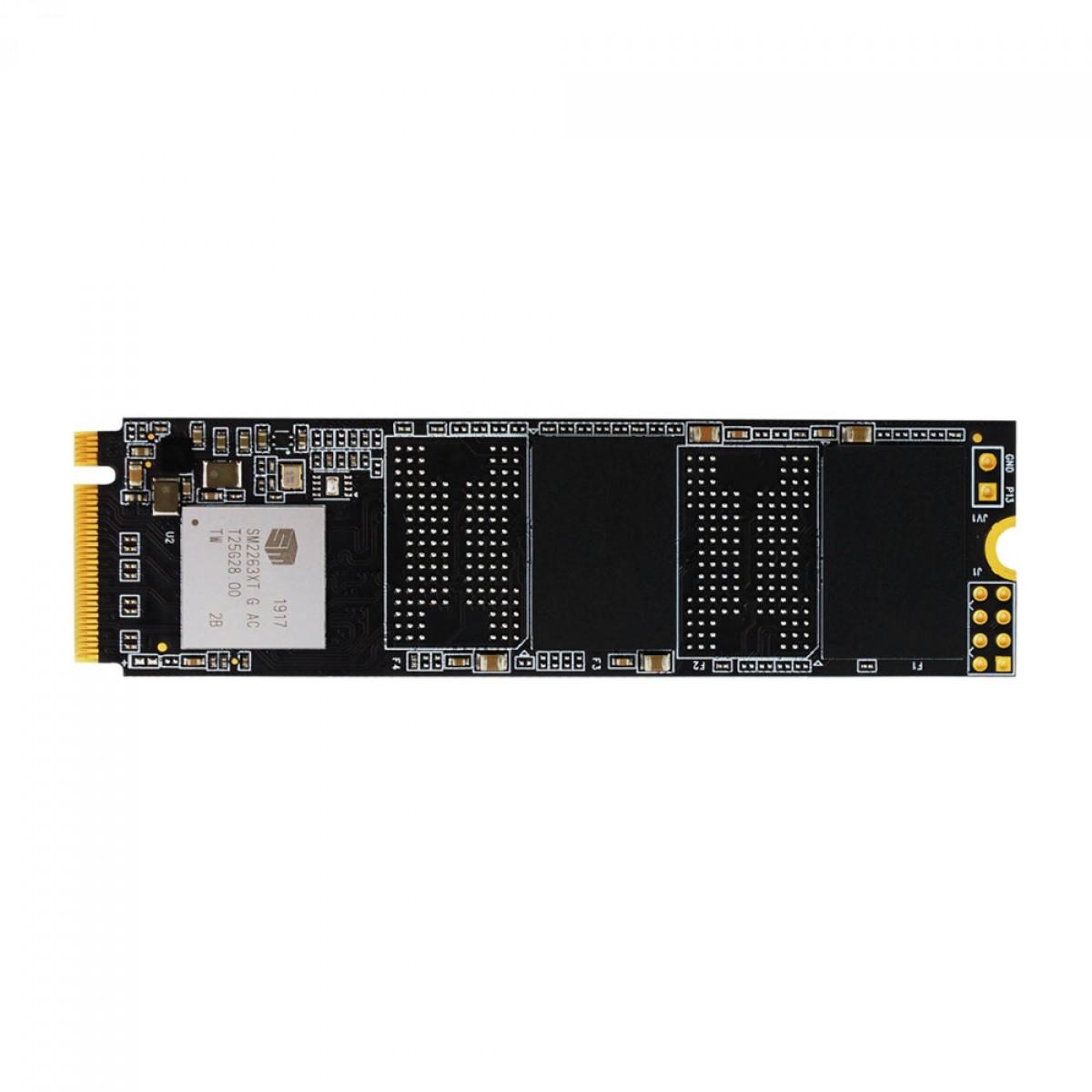 SSD Biostar M700, 256GB, M.2 2280, NVMe, Leitura 1850MBs e Gravação 950MBs, SS263PME32-PS1SH-BS2