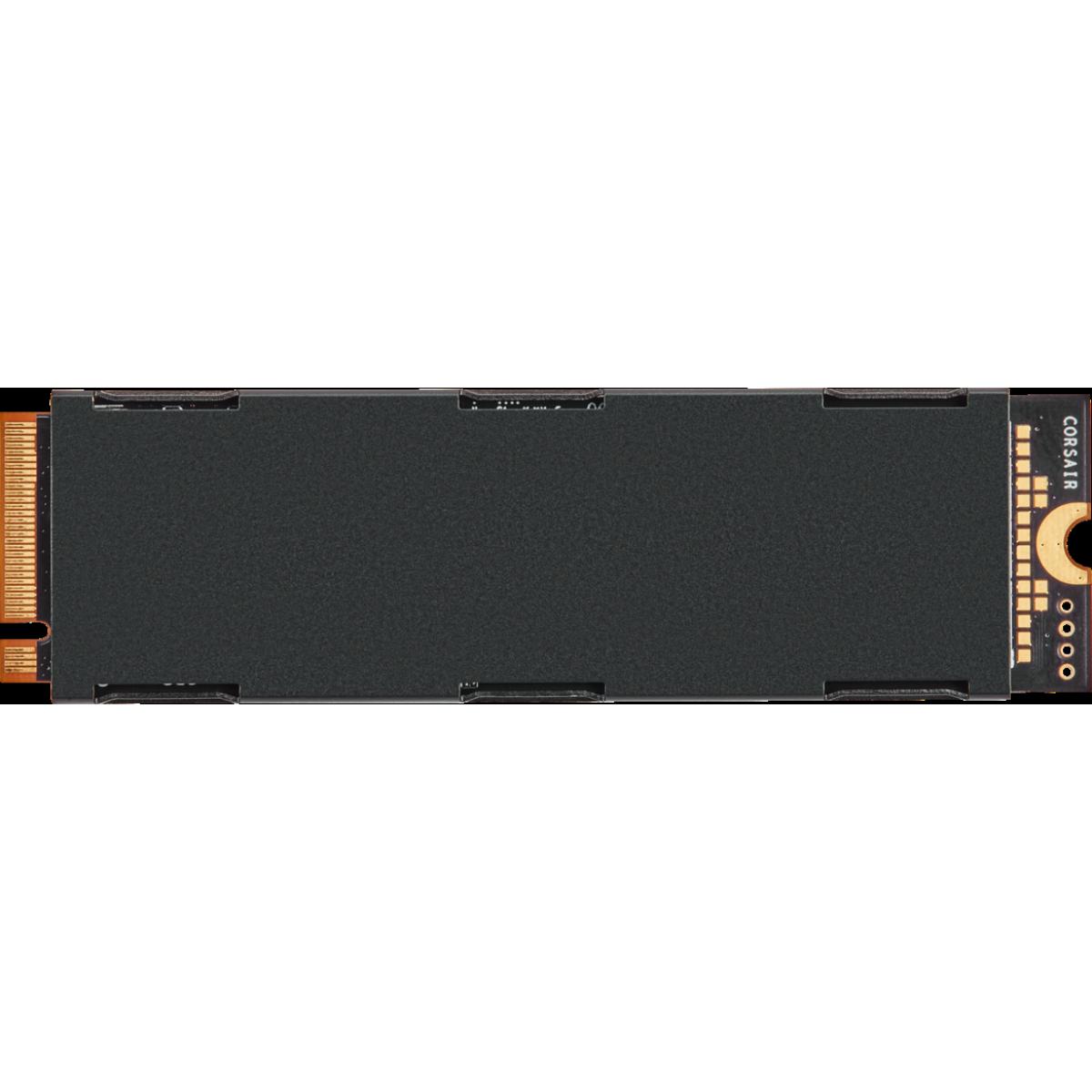 SSD Corsair MP600 1TB, M.2 2280, Leitura 4.950MBs e Gravação 4.250MBs, CSSD-F1000GBMP600