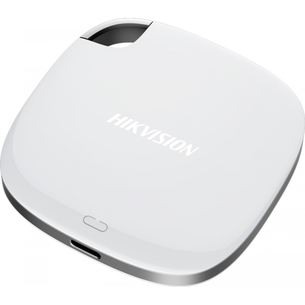SSD Externo Portátil Hikvision T100I 240GB, USB 3.1, White