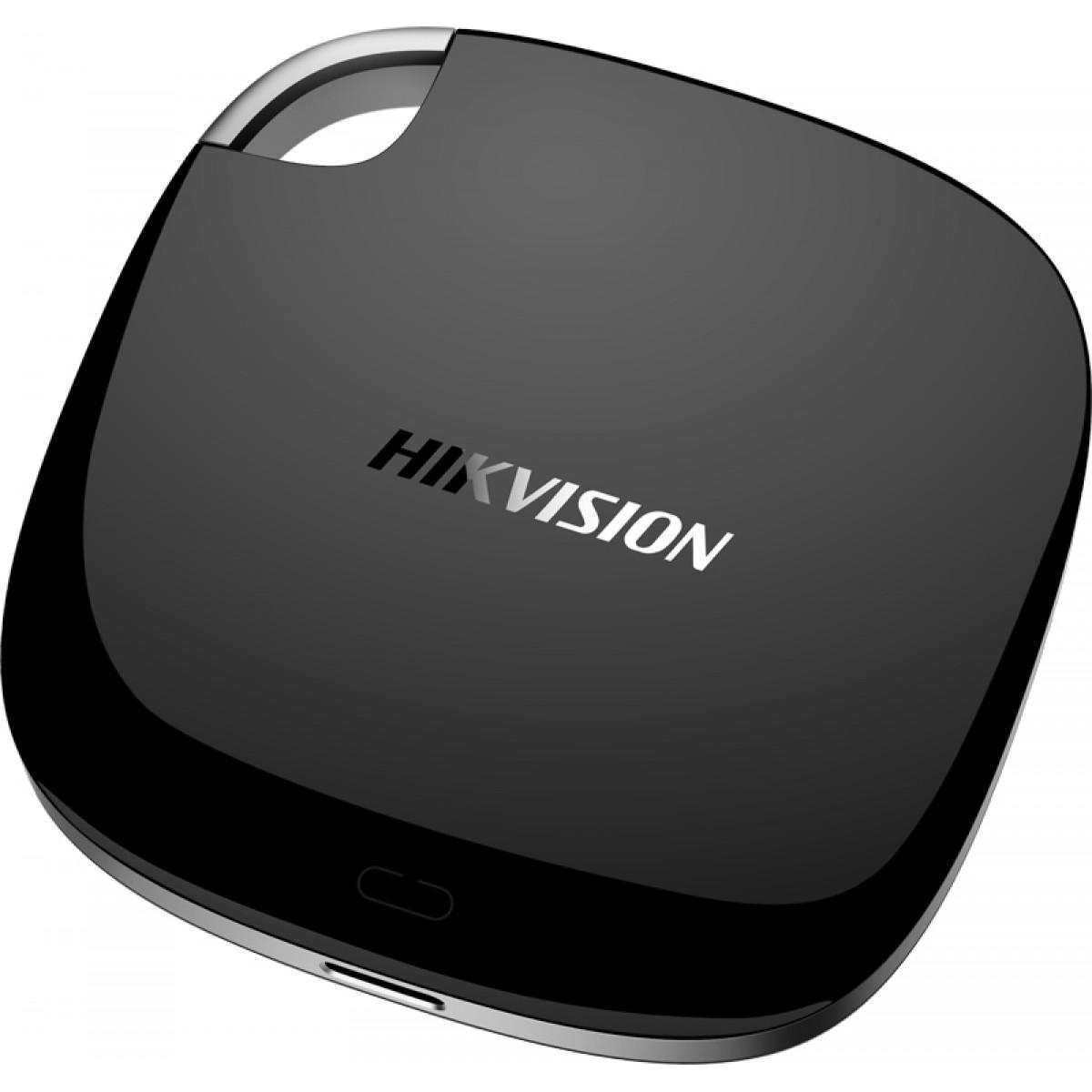 SSD Externo Portátil Hikvision T100I 480GB, USB 3.1