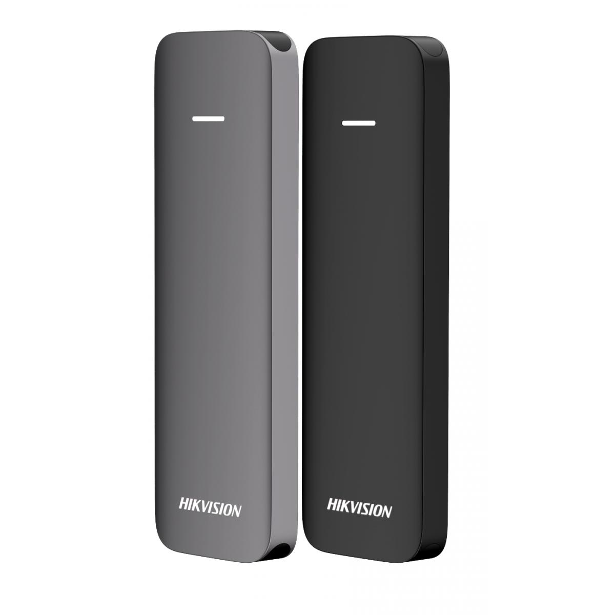 SSD Externo Portátil Hikvision Wind, 256GB, USB 3.1, Black, HS-P0256BWD