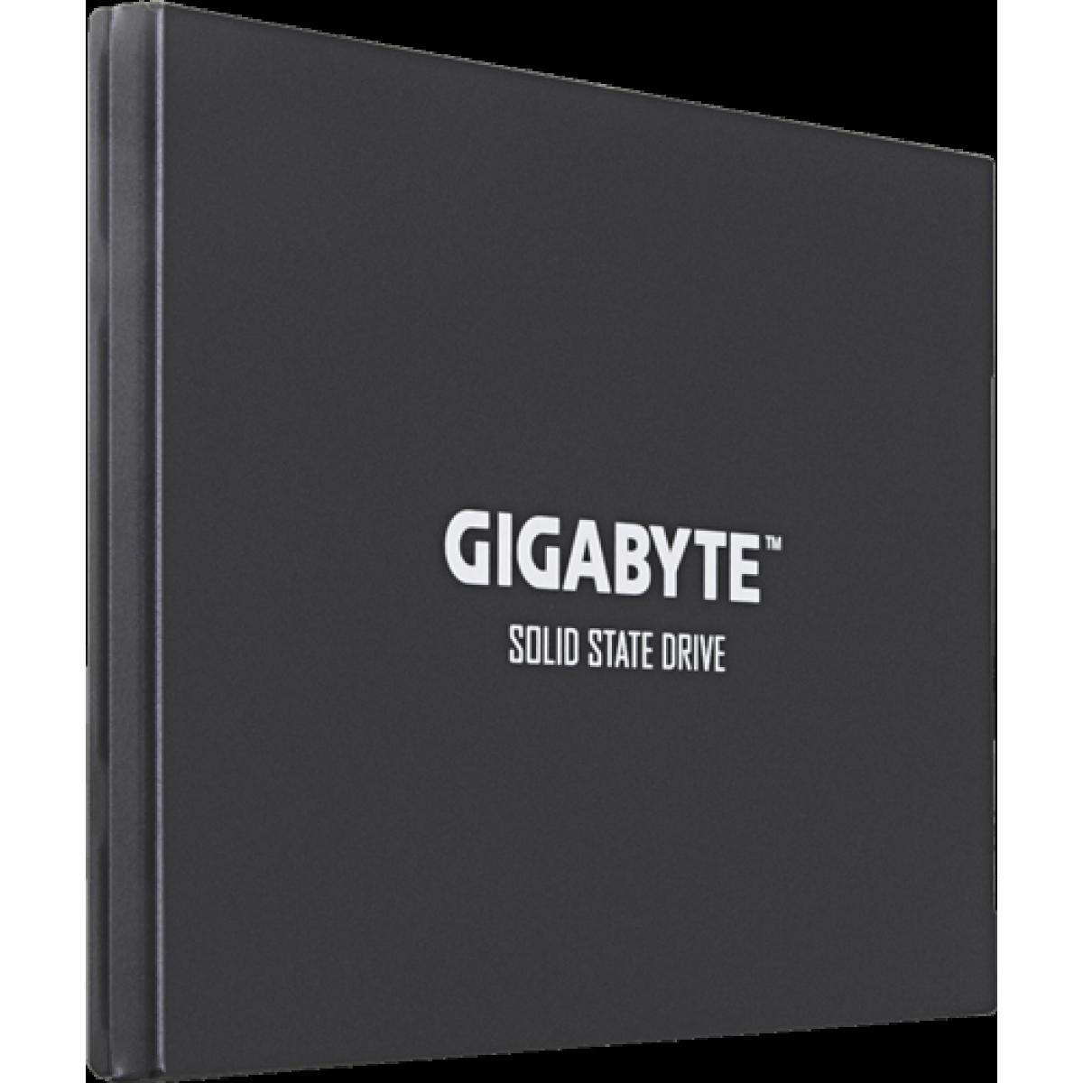SSD Gigabyte UD Pro, 512GB, Sata III, Leitura 530MBs e Gravação 500MBs, GP-GSTFS30512GTTD