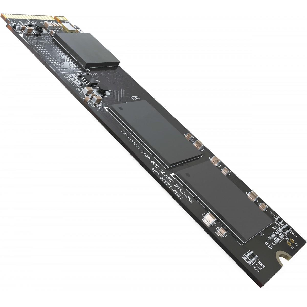 SSD Hikvision E1000, 256GB, Nvme, Leitura 1900MBs e Gravação 1200MBs, HS-SSD-E1000-256G