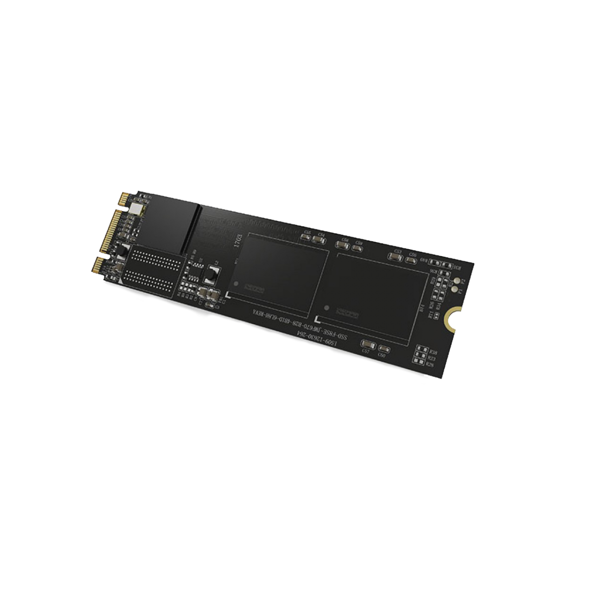 SSD Hikvision E100N 1TB, M.2 2280, Leitura 555MBs e Gravação 513MBs, HS-SSD-E100N-1024GB