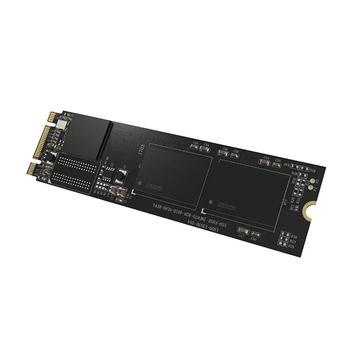 SSD Hikvision E100N 128GB , M.2 2280, Leitura 530MBs e Gravação 450MBs, HS-SSD-E100N-128GB