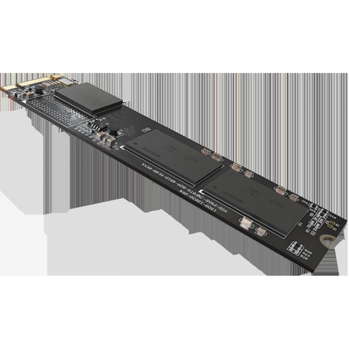 SSD Hikvision E100N 512GB, M.2 2280, Leitura 550MBs e Gravação 510MBs, HS-SSD-E100N(STD)/512G