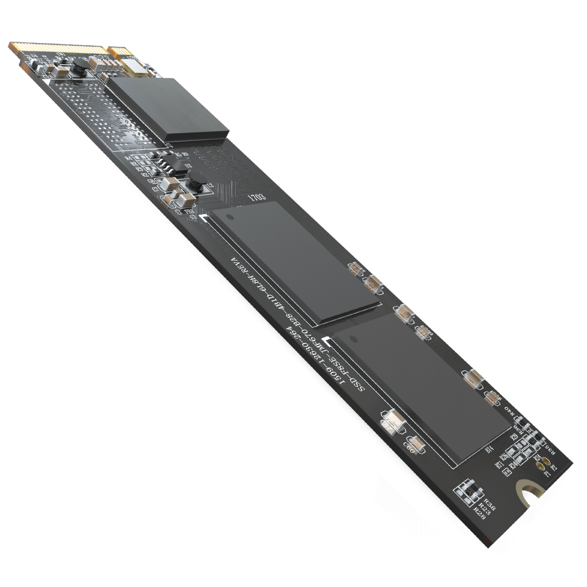 SSD Hikvision Minder, 256GB, M.2 NVMe, Leitura 2300MBs e Gravação 1200MBs, HS-SSD-Minder(P)/256G - IMP