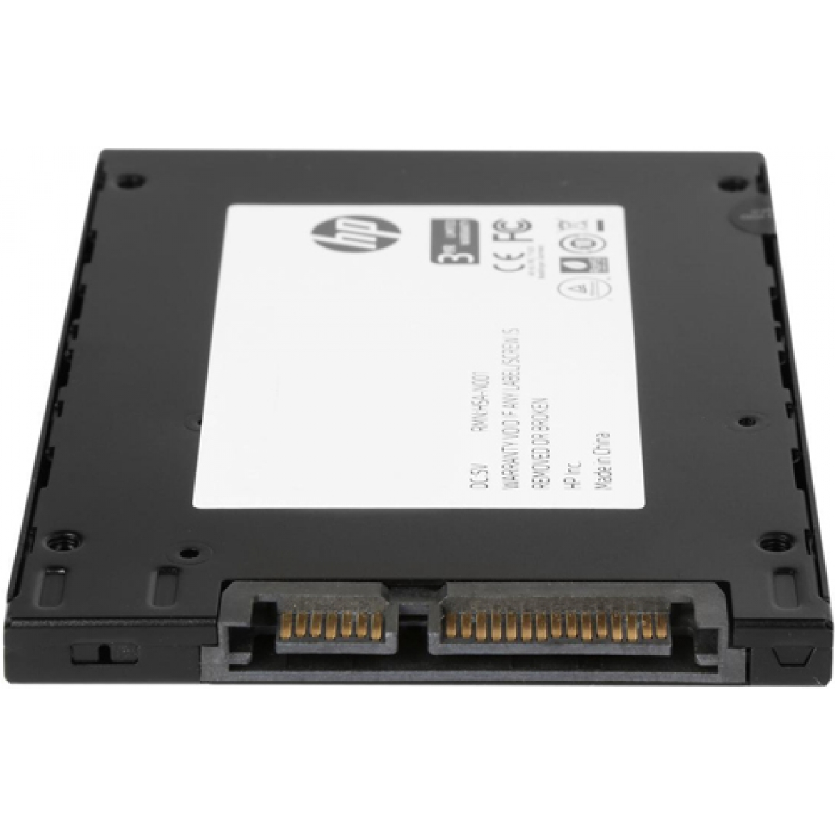 SSD HP S700 120GB, Sata III, Leitura 550MBs Gravação 480MBs, 2DP97AA#ABL
