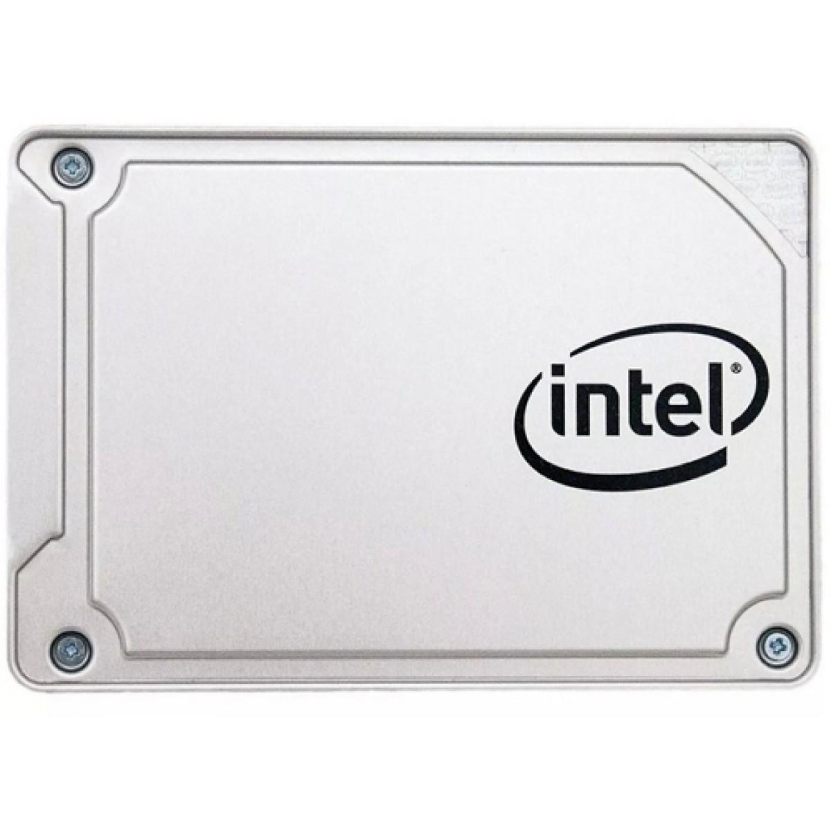 SSD Intel Series 545s 512GB SATA III Leitura 550MB/s e Gravação 500MB/s, SSDSC2KW512G8X1