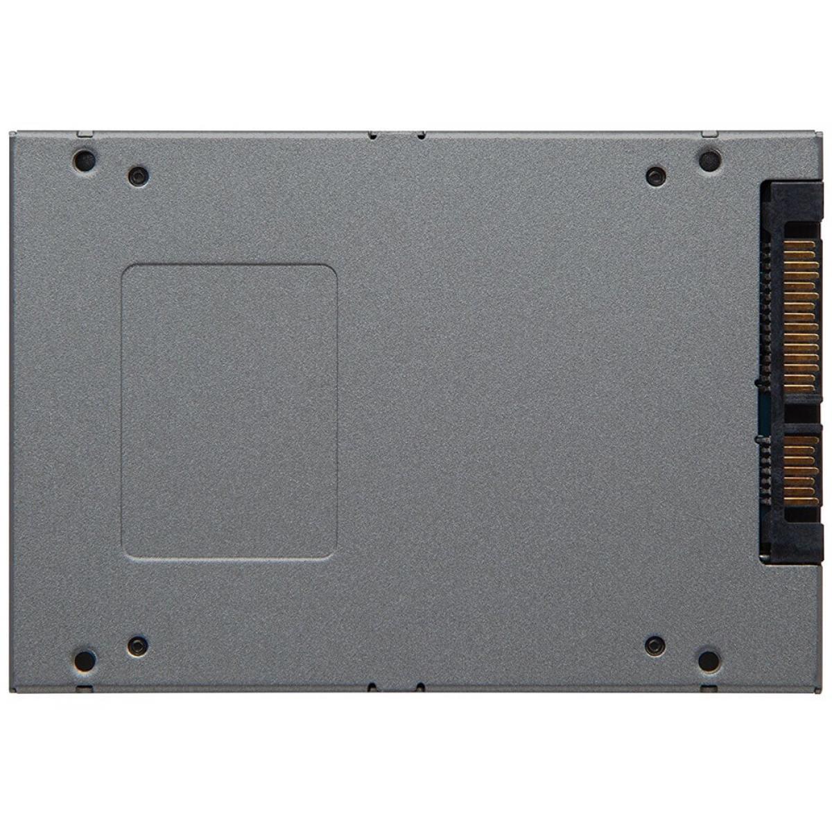 SSD Kingston UV500, 120GB, SATA III, Leitura 520MBs e Gravação 320MBs, SUV500-120G